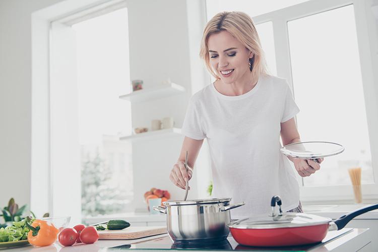 Programmare il menu ti aiuta a mangiare sano