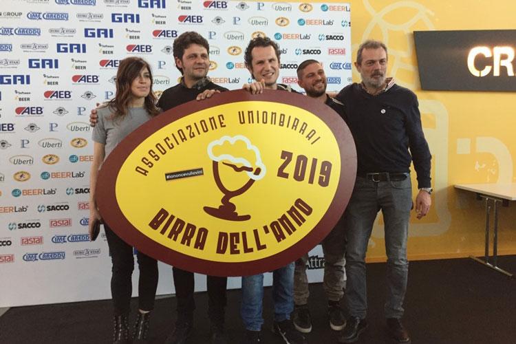 Il birrificio Italiano 2019 è Marchigiano