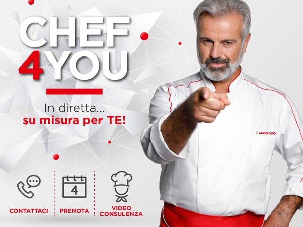 Chef4you di Angelo Po per la tua formazione