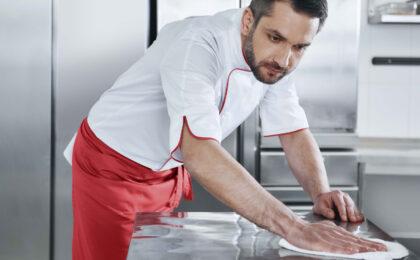 Igiene e sicurezza nelle attrezzature di ristorazione