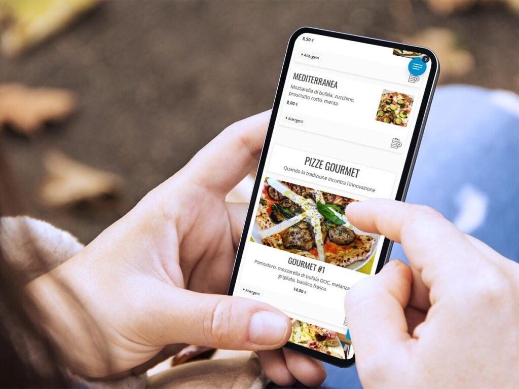 menu digitale gratuito